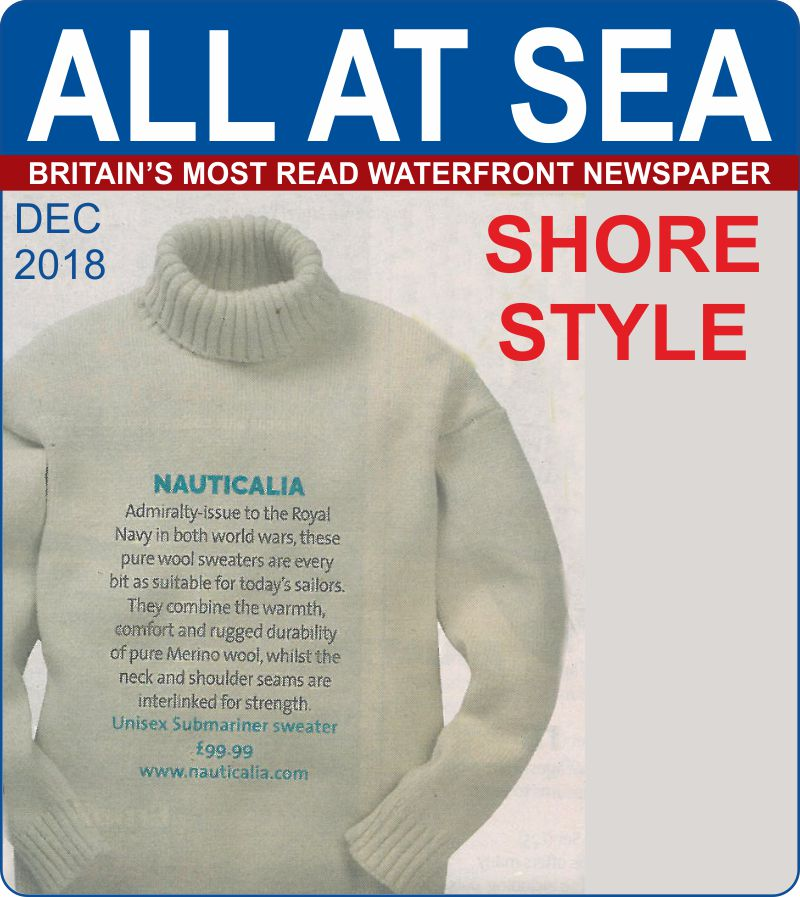 All at Sea December 2018