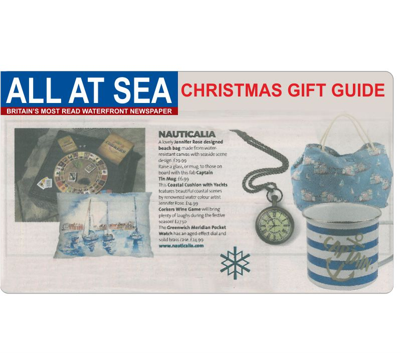 All at Sea Christmas Gift Guide