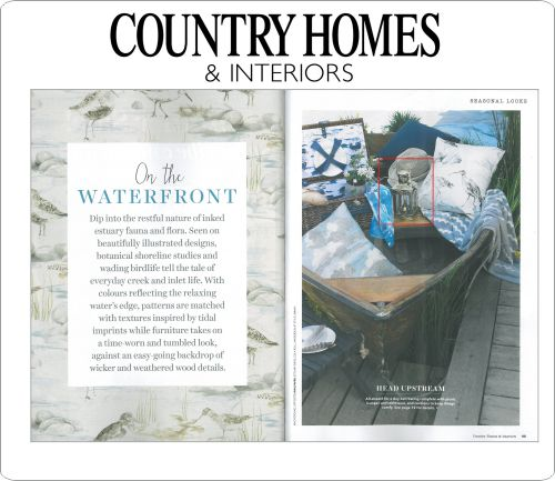 Country Homes & Interiors - July 2018