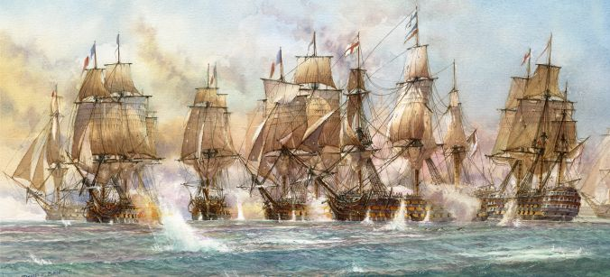 Battle of Trafalgar Day - 21 October