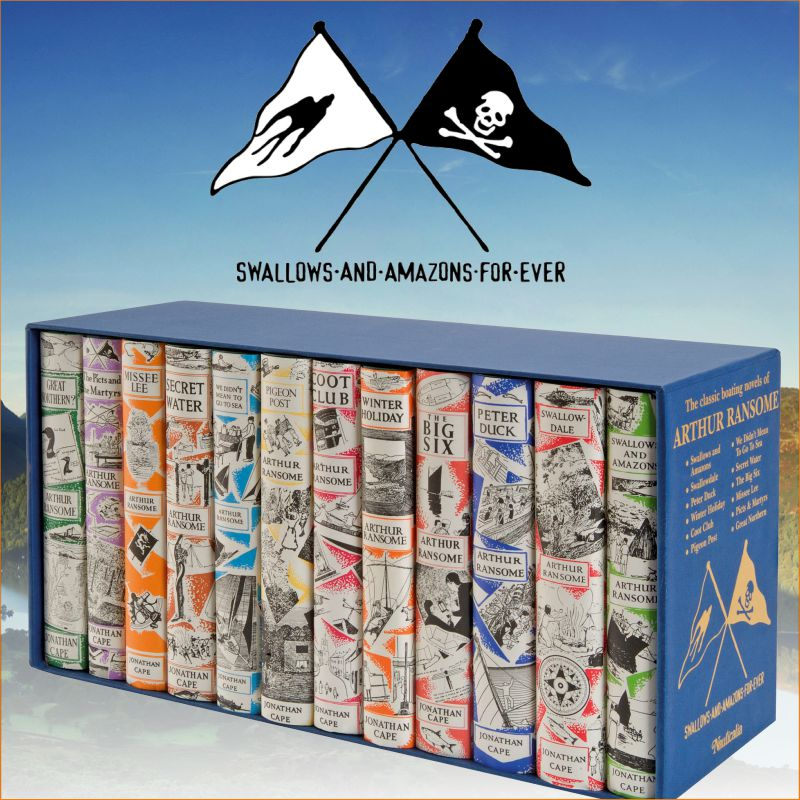 Swallows & Amazons Boxed Set