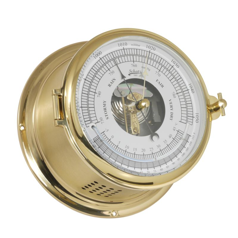 How to Set up and Read your Barometer