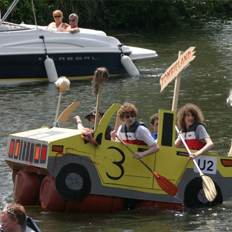 The Nauticalia Raft Race