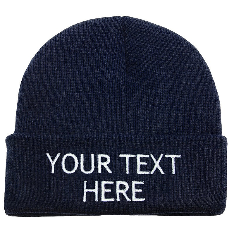 695cf4d088 Personalised Beanie Hats at Nauticalia - Timeless Collectables ...