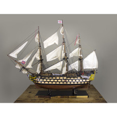 HMS Victory Launch Edition Model
