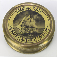 HMS Victory Tribute Compass