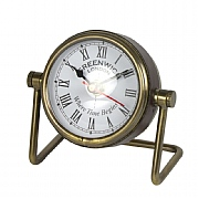 'Where Time Begins' Pivot Clock