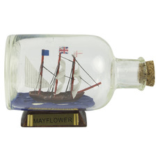 Mayflower 3.5in. Ship-in-Bottle