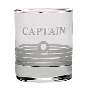 Royal Navy Glass, Captain