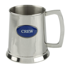 Rations of Ale for All the Crew with our Engravable Tankards