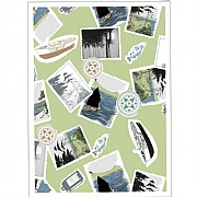 Swallows & Amazons Tea Towels