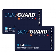 SkimGuard Active Card, twin pack