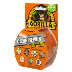 Gorilla Clear Waterproof Repair Tape