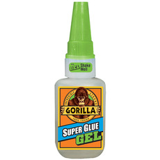 Gorilla Super Glue Gel