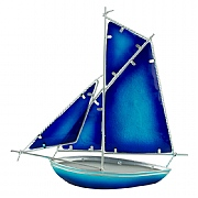 Stained Glass Sloop