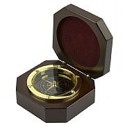 Clock or Compass Fit for the Captain's Cabin