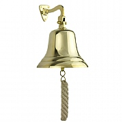 6in. Bell with Lanyard