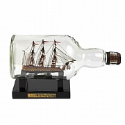 HMS Victory Ship-in-Bottle