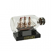 Cutty Sark Ship in Bottle
