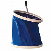 Blue Stowaway Folding Bucket