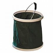 Green Stowaway Folding Bucket