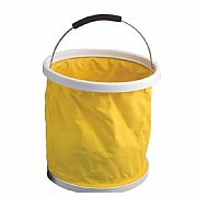 Yellow Stowaway Folding Bucket