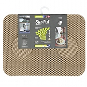 Set of 6 StayPut Tablemats and Coasters