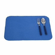 Isagi Placemat, Electric Blue