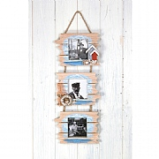 Photo Frames with Seaside Scene
