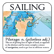Nautical Coaster, Pilotage