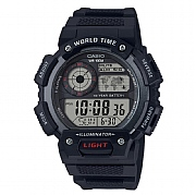 Casio World Time Digital Watch