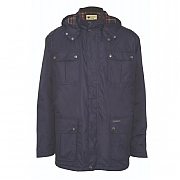 Balmoral Waterproof Breathable Coat, Navy