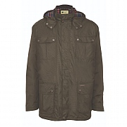 Balmoral Waterproof Breathable Coat, Olive