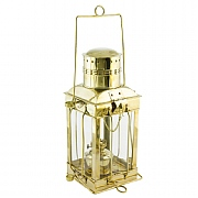 Brass Cargo Oil Lamp