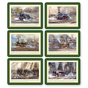 Steam Train Tablemats