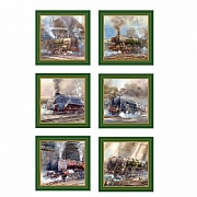 Steam Train Coasters