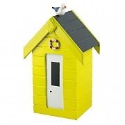 Beach Hut-style Money Box