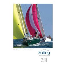 Beken of Cowes 2016 Sailing Calendar - Appointment-Style