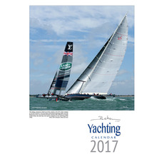 Beken of Cowes 2017 Yachting Calendar