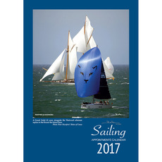 Beken of Cowes 2017 Sailing Calendar, appointment