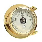 "Brass ""Bridge"" Barometer"