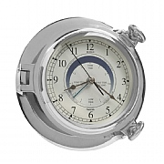 "Chrome ""Bridge"" Tide Clock"