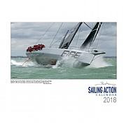 Beken of Cowes 2018 Sailing Action Calendar