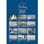 Beken of Cowes 2018 Sailing Calendar, appointment