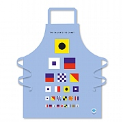 Sailor's Eye Chart Apron