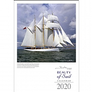 Beken of Cowes 2020 Beauty of Sail Calendar