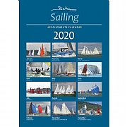 Beken of Cowes 2020 Sailing Appointment-style Calendar