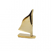 Brass Sailing Boat