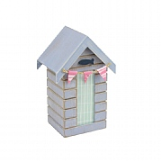 Beach Hut Moneybox