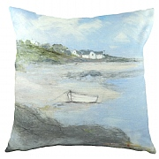 Coastal Scene Cushion